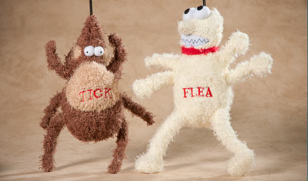 FLEA AND TICK TOYS